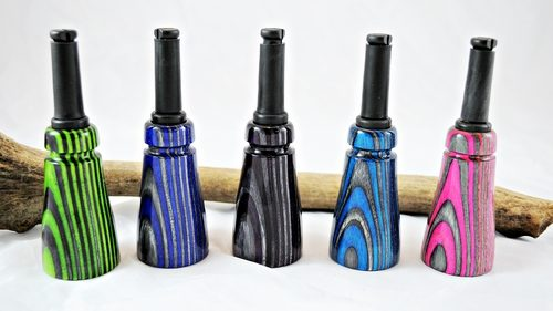 16x9 Cow Elk Bite Reed Calls